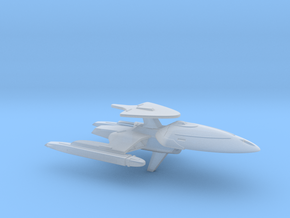 Borgnine (VOY Conc. #4) - Attack Wing / 5cm - 2in in Smooth Fine Detail Plastic