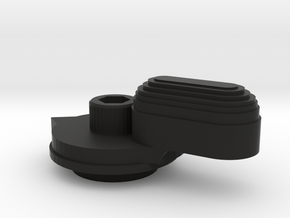 l119a2 selector 3D Builder in Black Natural Versatile Plastic