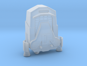 Imperial Jump Pack 3.75 scale in Smooth Fine Detail Plastic