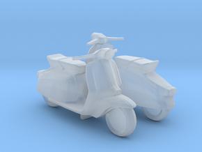 1/48 Lambretta Scooter in Smooth Fine Detail Plastic