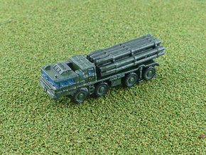 Chinese PHL03 300mm MLRS 1/285 in Smooth Fine Detail Plastic