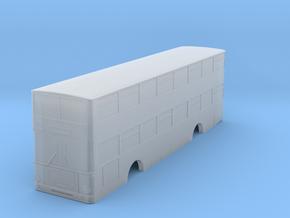 Doppeldeckerbus RC/CarSystem (Z 1:220) in Smooth Fine Detail Plastic