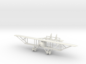 Caudron G.3 in White Natural Versatile Plastic: 1:144