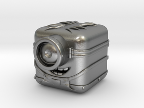 "Minion ""3D App Icon Stylized"" in Natural Silver"