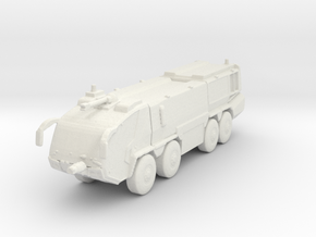 Panther 8x8 Fire Truck 1/200 in White Natural Versatile Plastic