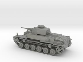 1/100 IJA Type 1 Chi-He Medium Tank in Gray PA12