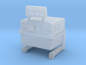 Lost in Space Equipment - Laundry Unit - PL in Smooth Fine Detail Plastic