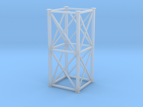 'N Scale' - 8'x8'x20' Tower in Smooth Fine Detail Plastic