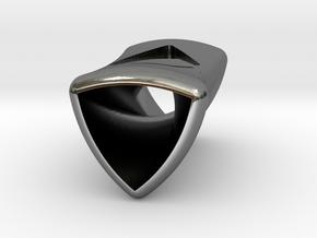 Stretch Rotor 5 By Jielt Gregoire in Fine Detail Polished Silver