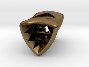 Stretch Diamond 5 By Jielt Gregoire in Natural Bronze