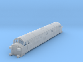 b148fs-br-class-41-warship-loco-final in Smooth Fine Detail Plastic