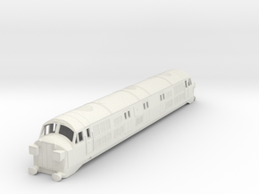 b100-br-class-41-warship-loco-final in White Natural Versatile Plastic