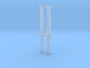Electrobaton (Purge Trooper) in Smooth Fine Detail Plastic