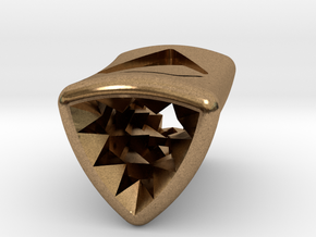 Stretch Diamond 6 By Jielt Gregoire in Natural Brass