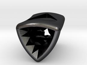 Stretch Diamond 6 By Jielt Gregoire in Polished and Bronzed Black Steel