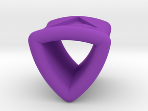 Stretch Shell 8 By Jielt Gregoire in Purple Processed Versatile Plastic