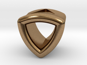 Stretch Shell 10 By Jielt Gregoire in Natural Brass