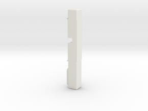 Covid 19 attack in White Natural Versatile Plastic: Large