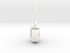 #TRENDING - Stamp Roller in White Processed Versatile Plastic
