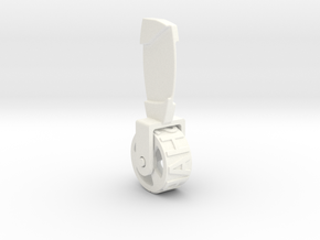 SHAPEWAYS - Stamp Roller in White Processed Versatile Plastic