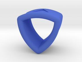 Stretch Shell 14 By Jielt Gregoire in Blue Processed Versatile Plastic