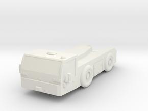 GSE SCHOPF F396C Airport Tug 1/56 in White Natural Versatile Plastic