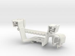 DJi Mavic Air 2 & 2S ArmMount ... in White Natural Versatile Plastic