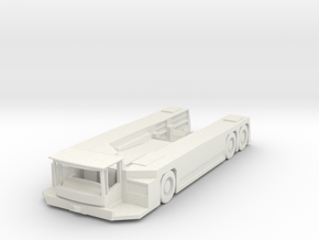Goldh AST-1 X 1360 (6×6) Tractor 1/100 in White Natural Versatile Plastic
