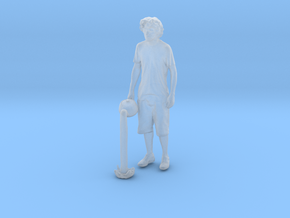 Printle C Homme 2769 - 1/87 - wob in Smoothest Fine Detail Plastic