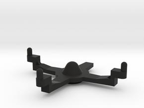 Dual Shock D-pad cross support in Black Natural Versatile Plastic