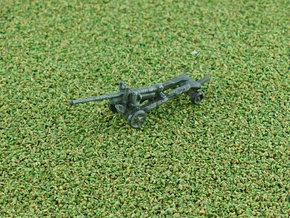 Sovjet 122mm A 19 Gun (travelling) 1/285 in Smooth Fine Detail Plastic
