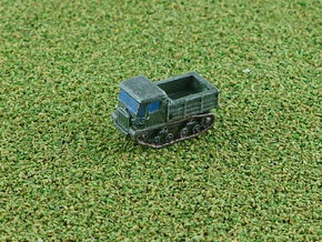 Russian STZ-5 Full Tracked Tractor 1/285 6mm in Smooth Fine Detail Plastic