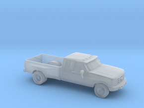 1/87 1994 Ford F-Series Dually in Smoothest Fine Detail Plastic