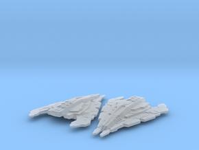 Elachi S'golth Escort 1/4800 Attack Wing x2 in Smooth Fine Detail Plastic