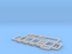Scala N - FS E632-E633-E652 Dettagli / Details in Smoothest Fine Detail Plastic