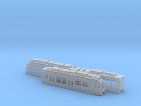 LEB Be 4/8 in Smooth Fine Detail Plastic: 1:120 - TT