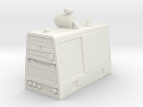 1/50th Lincoln Air Advantage Welder Etc. in White Natural Versatile Plastic