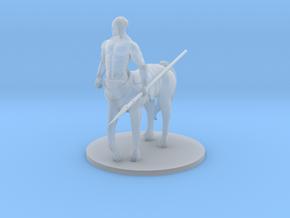 Centaur in Smooth Fine Detail Plastic
