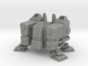 Starcraft Terran Barracks Epic Scale 30mm miniatur in Gray PA12