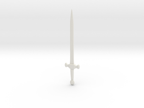 copycat mutant sword  in White Natural Versatile Plastic