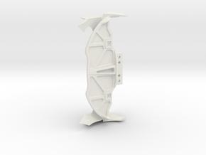 Raptor-PackEV3 in White Natural Versatile Plastic