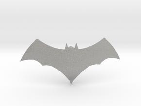 Batman Logo   CCBS Scale in Aluminum