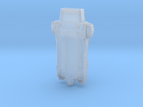 ARMD-MK1 None FTL Carrier in Smooth Fine Detail Plastic
