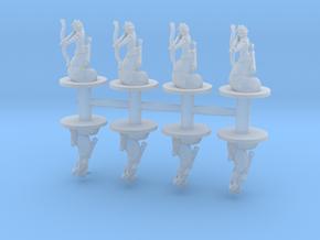 Medusa 6mm Infantry Epic fantasy miniature models in Smooth Fine Detail Plastic