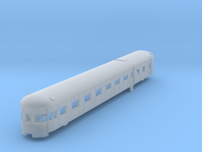 VR Spirit of Progress Observation Car in Smooth Fine Detail Plastic