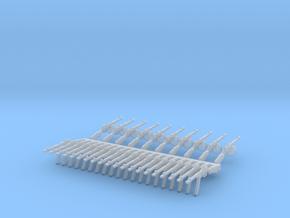 1/32 PPSh-41 set in Smoothest Fine Detail Plastic