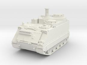 M113 German BeobPzArt 1/87 in White Natural Versatile Plastic