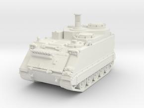 M113 German BeobPzArt 1/76 in White Natural Versatile Plastic