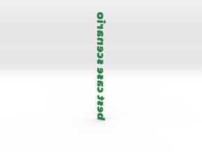 Best Case Scenarip in Green Strong & Flexible Polished