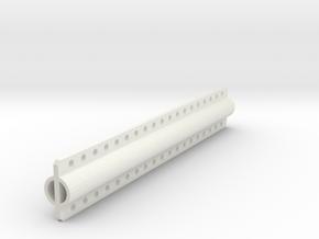 Lifting beam 100mm in White Natural Versatile Plastic
